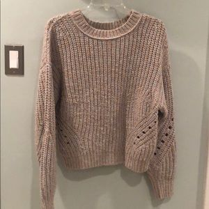 J. Crew Point Sur Sweater